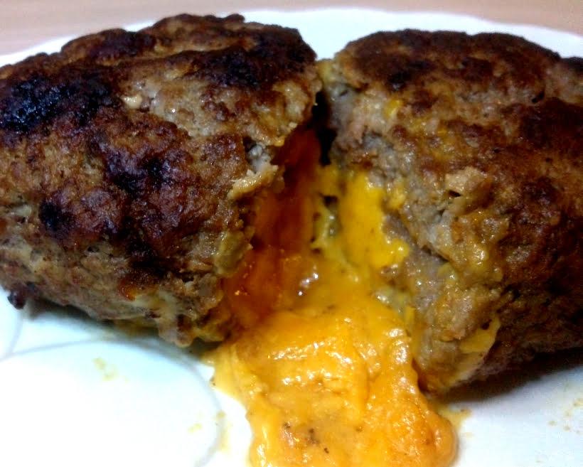 Hambúrguer com Queijo